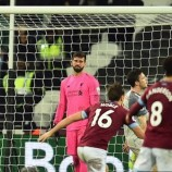 Sempat Unggul Duluan, Sebelum Akhirnya Liverpool Ditahan Imbang West Ham