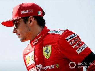 Debut Charles Leclerc dengan Ferrari Mendapat Pujian
