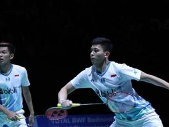 Fajar/Rian Memenangi Swiss Terbuka 20 Usai Kalahkan Lee Yang/Wang Chi-Lin