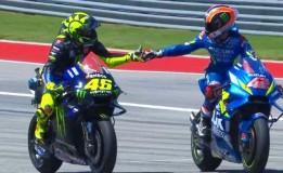 Kemenangan Rins di MotoGP Amerika Serikat Dinilai Rossi Bukan Kebetulan