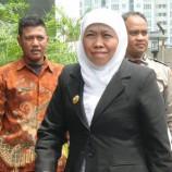 Khofifah Diperiksa Di Polda Jatim Berkaitan Kasus Jual Beli Jabatan Di Kemenag