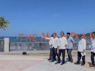 Jokowi Ingin Sirkuit Mandalika Selesai Di Tahun 2020