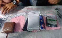 Polda Metro Jaya Memperlihatkan Beberapa Tanda Yang Di Tangkap Dari Masa