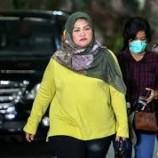 Neneng Hassanah Yasin Meminta Maaf Selesai Menekuni Sidang Di Pengadilan Tipikor Bandung