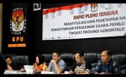 Jokowi-Ma'ruf Memperoleh 369.803 Suara Atau Sebesar 51,73 Prosen Dari Keseluruhan Suara Resmi